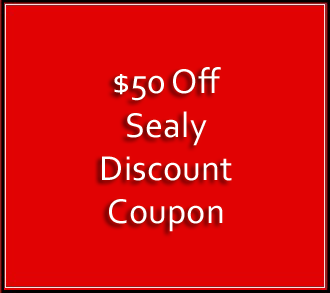 Sealy Discount Coupon