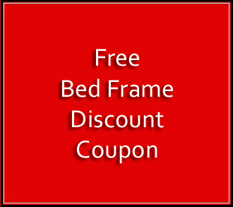 Free Bed Frame Coupon